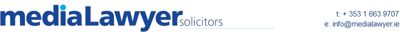 Media Lawyer Solicitors Dublin Ireland